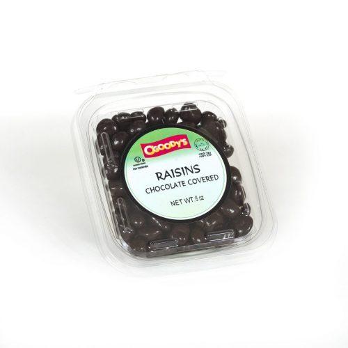 Chocolate Raisins (pass) 6 oz