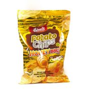 9 oz Potato Chips Honey BBQ (Pass)