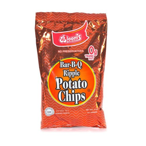 5 oz Ripple BBQ Chips (Pass)