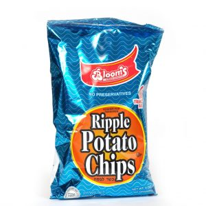 5 oz Potato Chips Ripple (pass)
