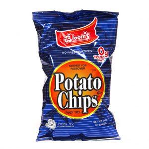 5 oz Potato Chips Reg (pass)