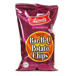5 oz Potato Chips BBQ (pass)
