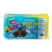 Mini Freeze Pop No Color 70 ct Passover (Captain Cool)