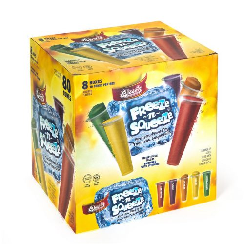 Freeze Pops