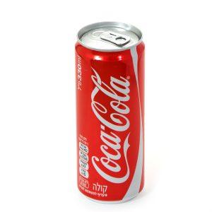 Can Coca Cola Soda SLICK