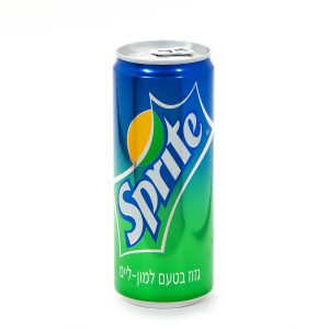 Can Sprite Soda SLICK