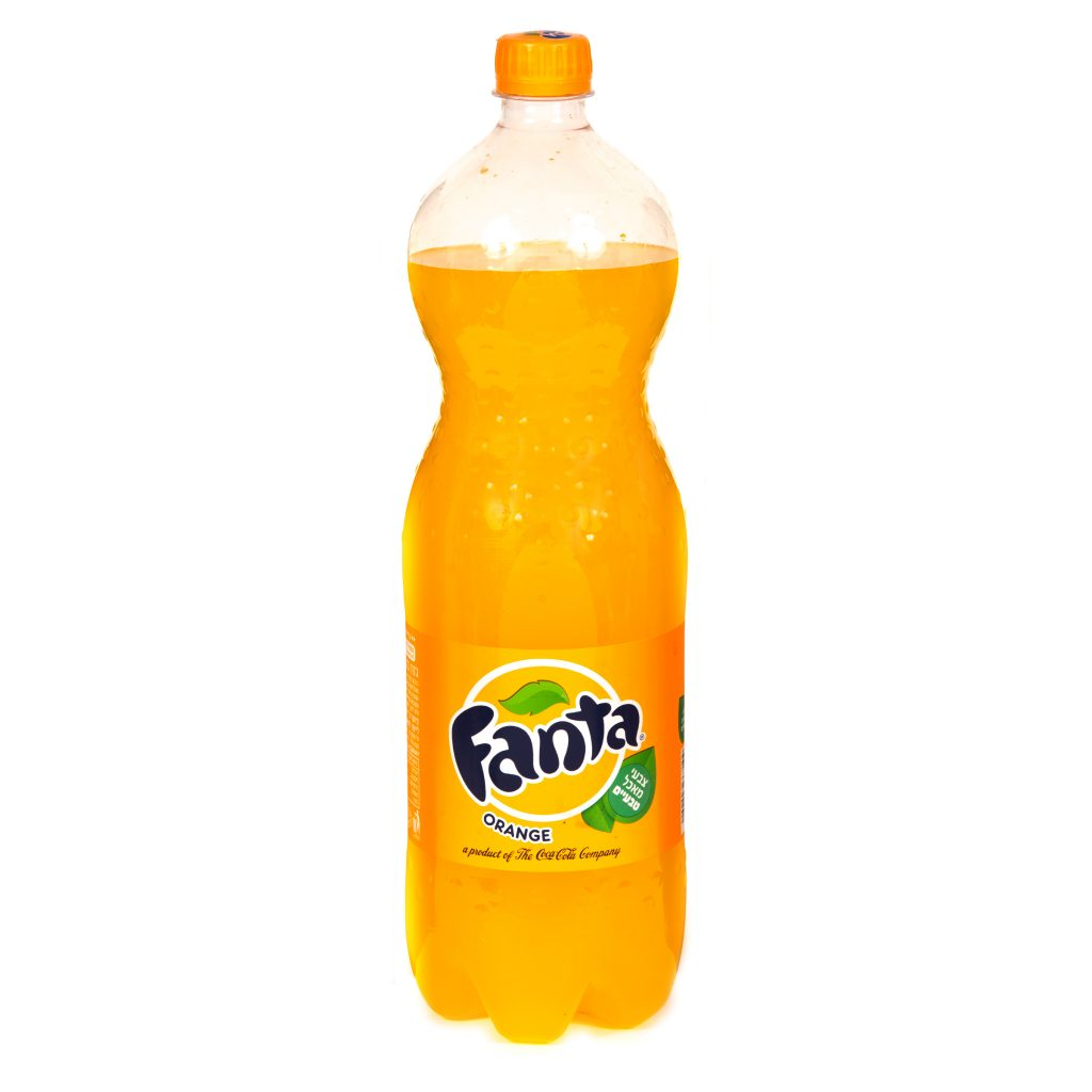 Fanta Orange Soda Passover R' Landau