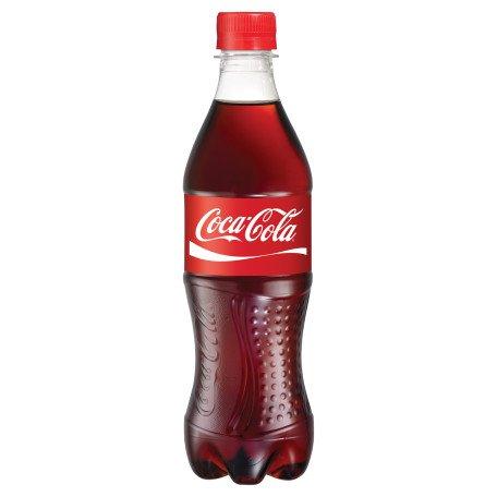 Small Coca Cola Soda Bottles