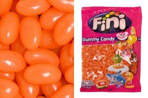Orange Jelly Beans