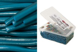 Mimi Blue Mouth Painting Bars