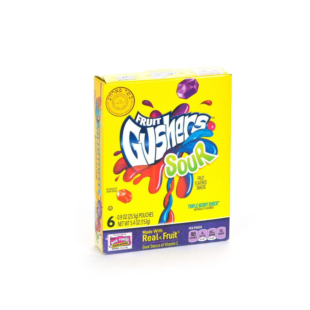 Gushers/Triple Berry Shock