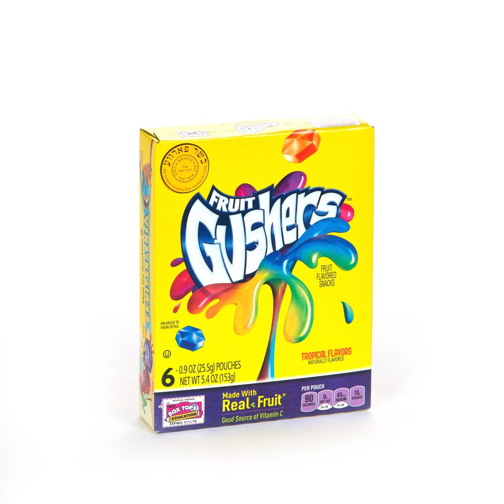 Gushers/Tropical Fruits