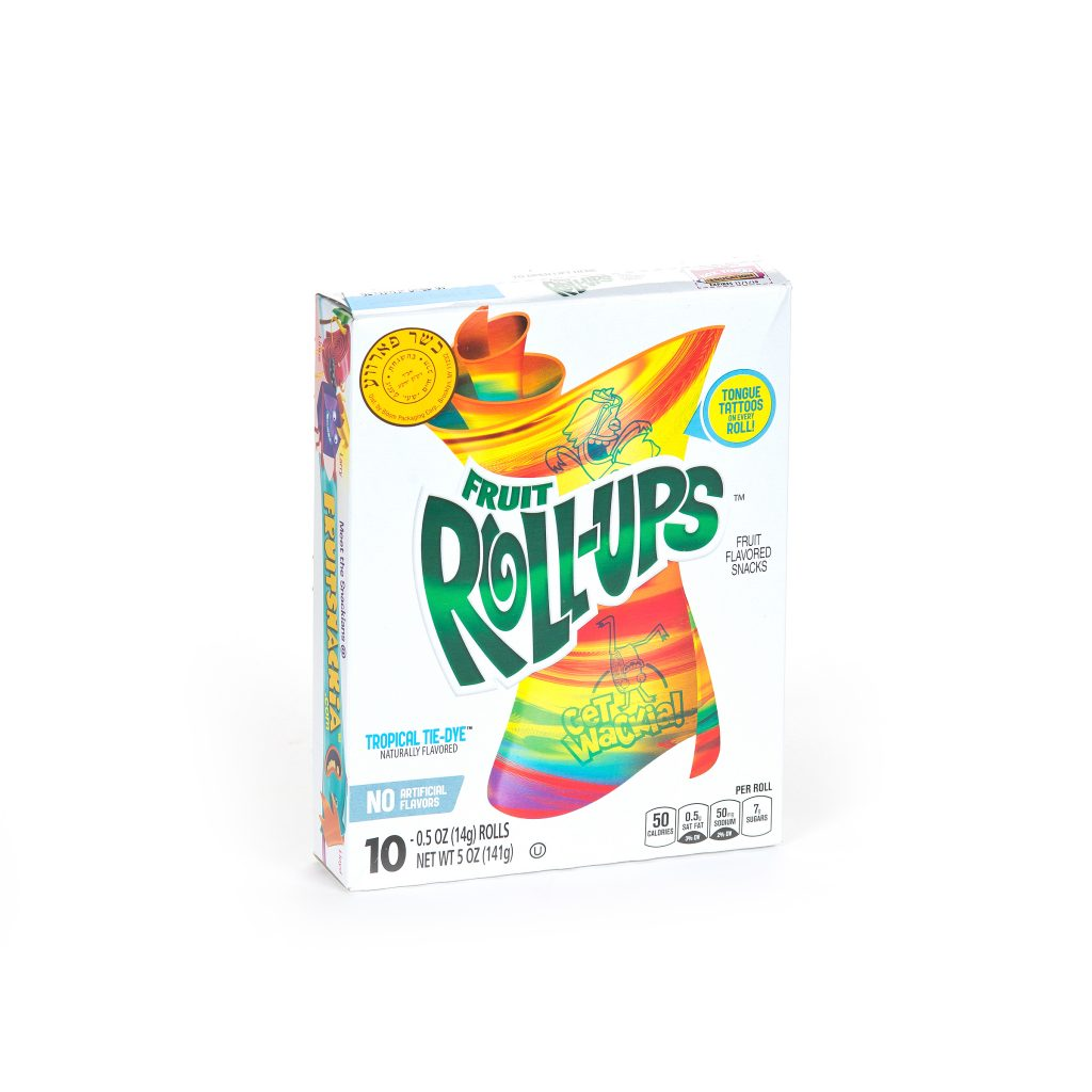 Fruit Roll/Tropical Tie Dye (GB)