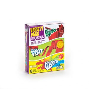 GUSH/FTBF/FR Variety Pack(3kinds)