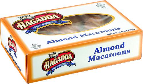 Macaroons/Almond