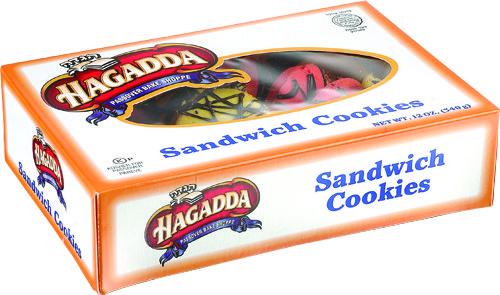 Cookies / Sandwich