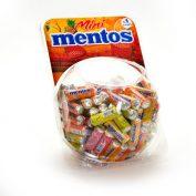 Mini Mentos Fruit Mix TUB 150 pc