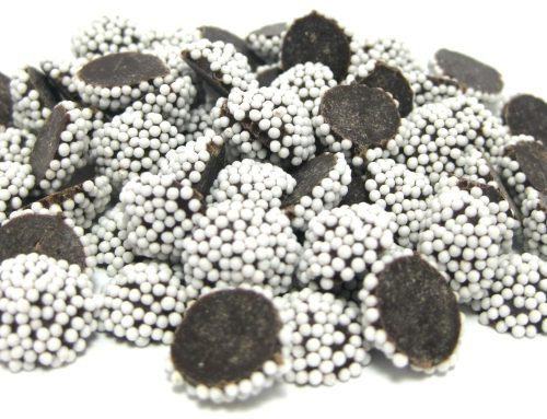 Non Pareils Mini/White 25 lb