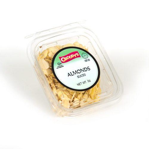 Sliced Almonds (P)