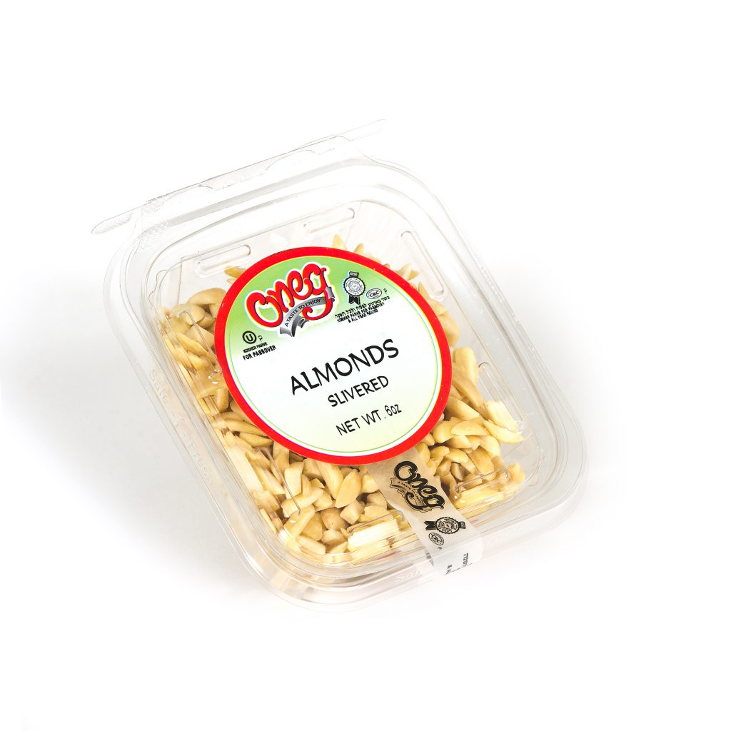 Slivered Almonds (P)