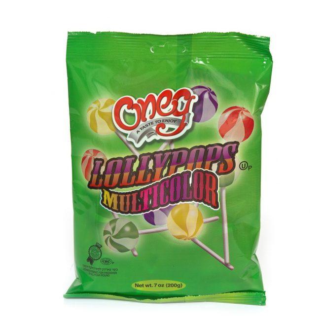 Lollypops/Multicolor 7 oz (P)