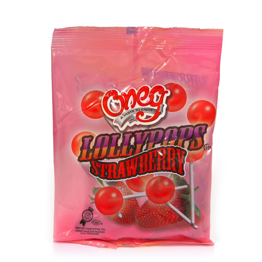 Lollypops/Strawberry 7 oz (P)