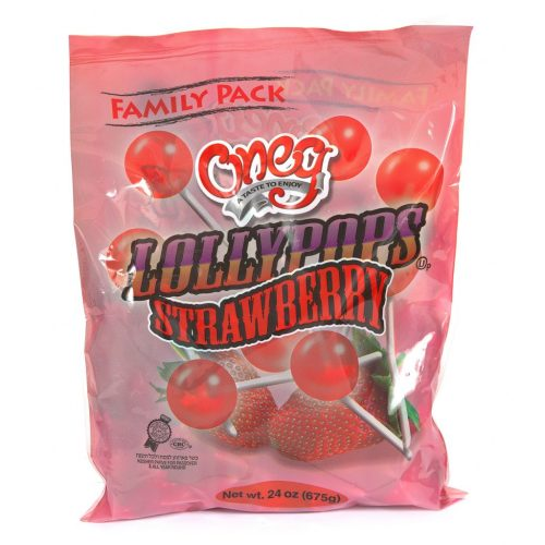 Lollypops/Strawberry Fam Pk 24 oz (P)