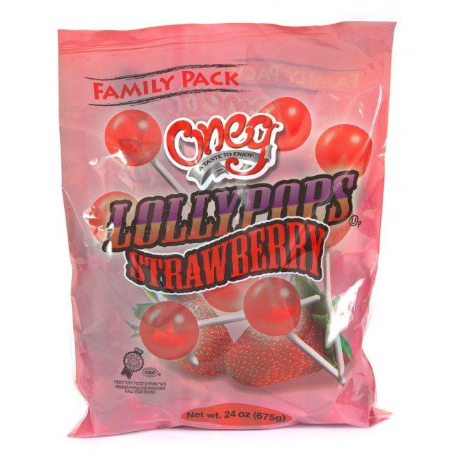 Lollypops/Strawberry Fam Pk 24 oz (P)