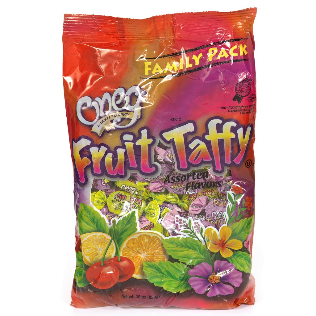 Fruit Taffys Fam Pk 30 oz (P)