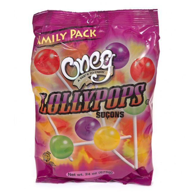 Lollypops Fam Pk 24 oz 75pcs (P)