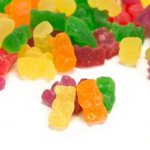 Sour Jelly Bears Bulk (P)