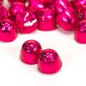 Cherry Foil Truffles (P) BULK 6 LB