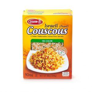 Israeli (Pearl) Couscous Tri-Color BOX