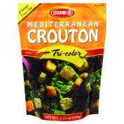 Tri-Color Crouton