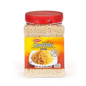 Israeli (Pearl) Couscous Original CANISTER