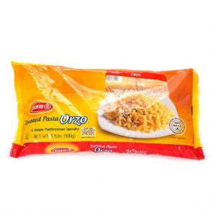 Toasted Pasta ORZO BAG