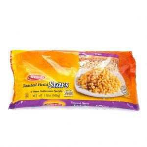 Toasted Pasta STARS BAG