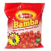 Multi Pack Bamba Strawberry