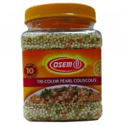 Pearl Couscous CANISTER - Tri-Color