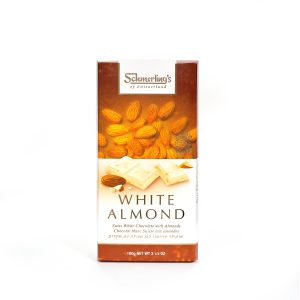 Blanc White Milk W/Almonds