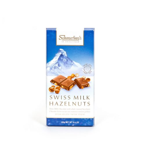 Swiss milk/Hazelnuts