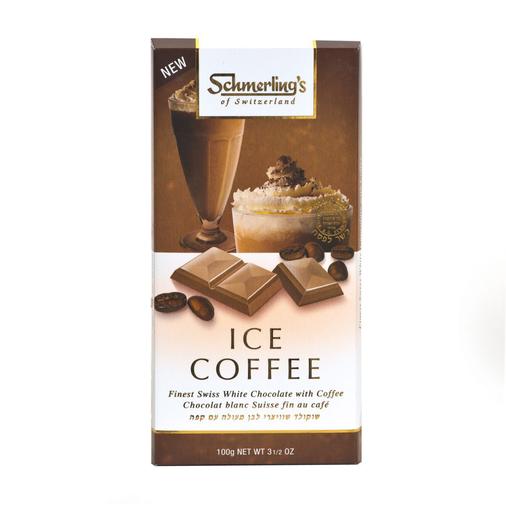 Ice Coffee Schmerling Chocolate