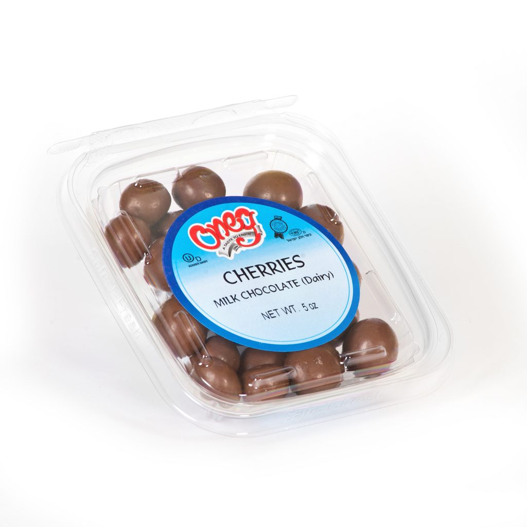 Chocolate coated Milk Cherries (D)