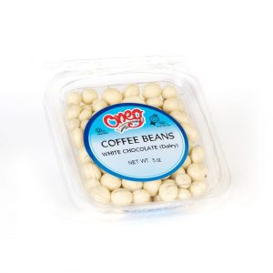 Chocolate coated White Coffee Beans (D)