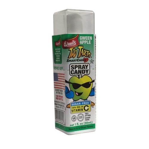 Spray Candy / Green Apple