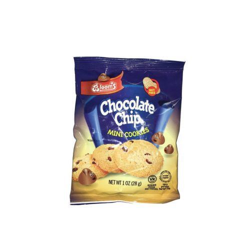1 oz Cookies/ Mini Chocolate Chips