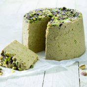 Halva With Pistachios Nuts
