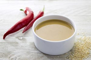 Spicy Chili Tahini