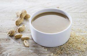 Peanut Butter Tahini