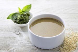 Pesto Tahini